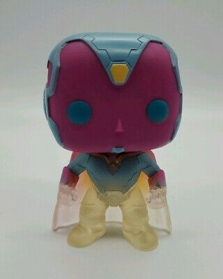 Funko POP! Marvel Avengers: Age of Ultron VISION (Phasing) #71 Target Exclusive