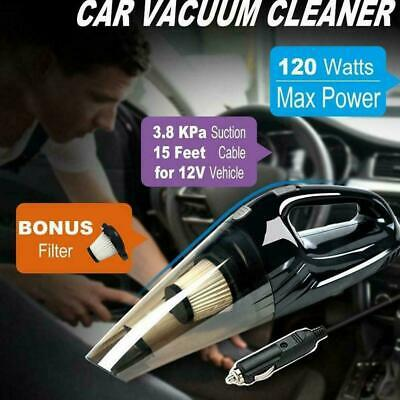Cordless Hand Held Vacuum Cleaner Small Mini Portable Auto Homeuse Car C3L6