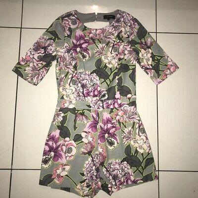girls river island Playsuit Size 8