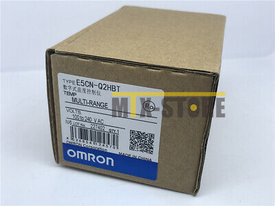 1PCS Omron Temperature Controller E5CN-Q2HBT E5CNQ2HBT 100-240VAC NEW IN BOX