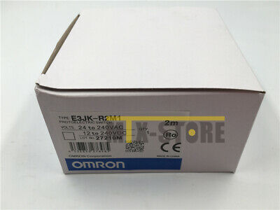 1PCS NEW Omron E3JK-R2M1 24-240VAC Photoelectric Switch In Box