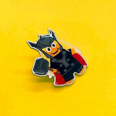 *RARE* AMAZON Thor Peccy Pin