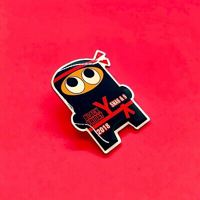 *RARE LAST STOCK* AMAZON Ninja Peccy Pin