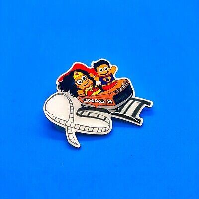 *RARE LAST STOCK* AMAZON Rollercoaster Peccy Pin