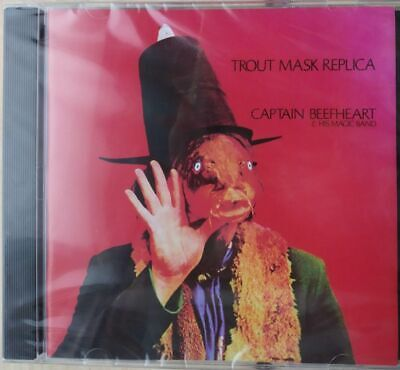 Trout Mask Replica by Captain Beefheart/Captain Beefheart & the Magic Band. CD