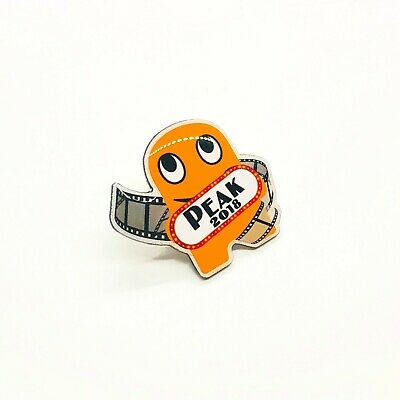 *LAST STOCK* AMAZON Peak 2018 Peccy Pin
