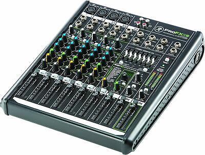 Mackie Profx8v2 8-channel Professional FX Mixing Console with USB - 2044601-00