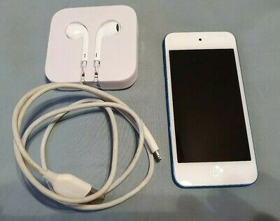 Apple iPod Touch (6th Generation) - Blue, 128GB
