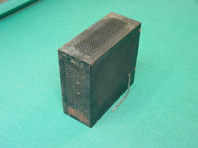 High Voltage Cage for 1940's DuMont Type 103 Chassis TV's