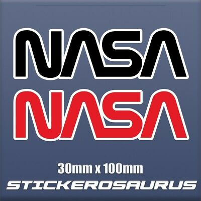 tablet guitar laptop S5 NASA badge space Sticker phone wall