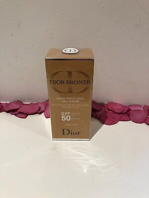 DIOR Bronze Self-Tanning Jelly For Face 50ml New & Sealed