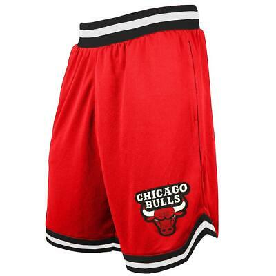 Chicago Bulls Shorts Supreme Mesh Drawstring Shorts NBA Performance Shorts
