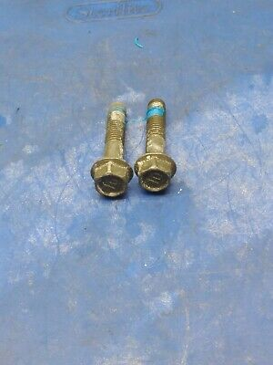 Genuine Buddy 125 front brake caliper mounting bolts hardware Oem