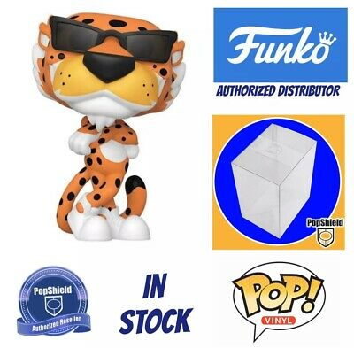 Funko Pop! Chester Cheetah Cheetos Ad Icons IN STOCK Pop 77 Ships In Protector