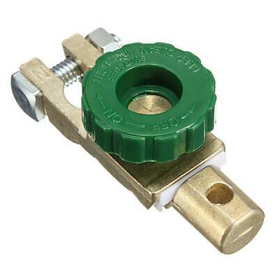 17mm Knob Car Battery Link Terminal Quick Cut-off Disconnect Master Switch  WF