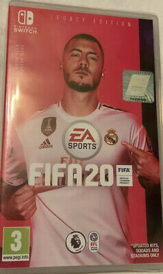FIFA 20 (Switch)  BRAND NEW AND SEALED - IN STOCK - QUICK DISPATCH