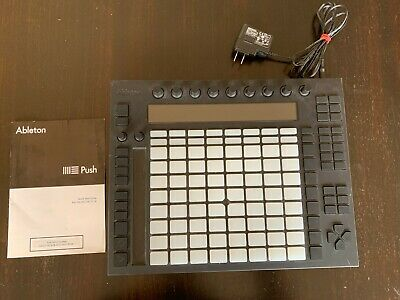 Ableton Push 1 (Barely Used) with Decksaver