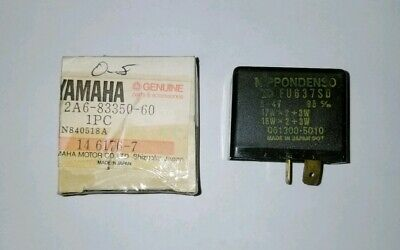 Yamaha Flasher Relay Assembly NOS; 2A6-83350-60