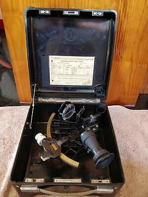 Antique German C.plath sextant from 1967