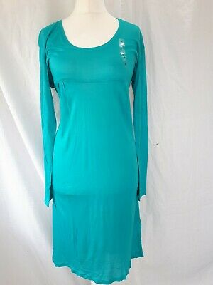 BERSHKA  Size 16 Turquoise  Races Wedding Prom Gala Party Cocktail *