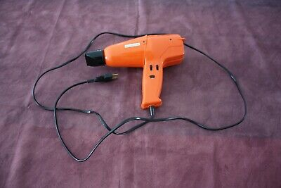 moulinex seche cheveux orange vintage 1970's made in france