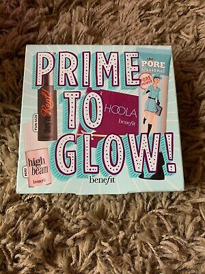 Brand New Benefit Prime to Glow Ideal Christmas  Present