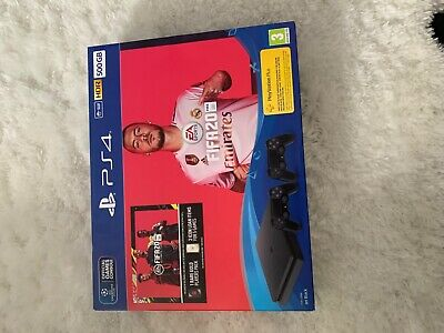 PlayStation 4 500GB with FIFA2020