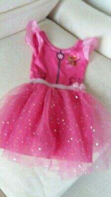 Paw Patrol Skye Pink Girls Dress Age 3/4 Years