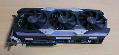 ZOTAC GeForce GTX 1080 TI Amp Extreme Core Edition 11264 MB Gddr5x