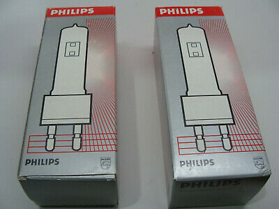 Lot of 2 Philips MHD200 Metal Halide HID Projector Light Bulb