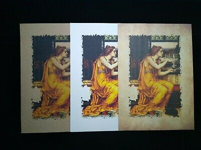 Witch Hecate Witchcraft Witches Occult 7x5 Inch Print