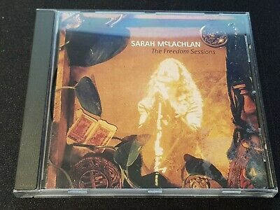 Sarah McLachlan - The Freedom Sessions (CD-ROM Multimedia version 1994)