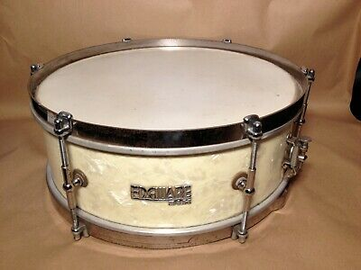 A rare old Boosey & Hawkes 'Edgeware' Snare Drum - 14 inch