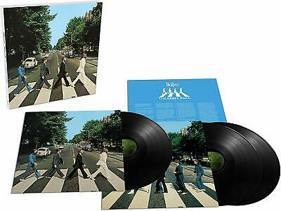 THE BEATLES - ABBEY ROAD (50th Anniversary) NEW 2019 DELUXE