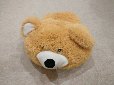 Teddy bear foot warmer (excellent condition)