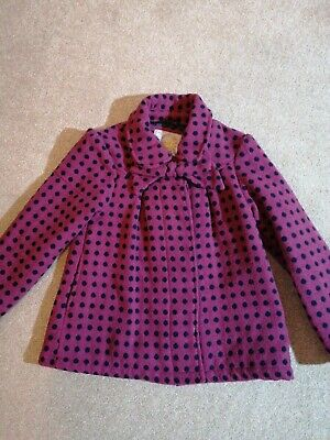 Girls Age 7-8 Years Coat Designer Onme
