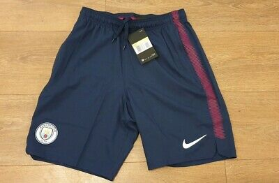 Manchester City Nike Official Training shorts Small MENS New with tags.