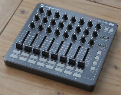 Novaion Launch Control XL USB controller/faders for DAW/Ableton Live etc