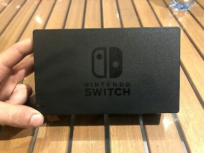 Officiel Nintendo Switch Console Dock Station de charge (Switch)
