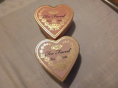Too Faced Sweethearts  sparkling Bellini Cindy slow ou peach beach