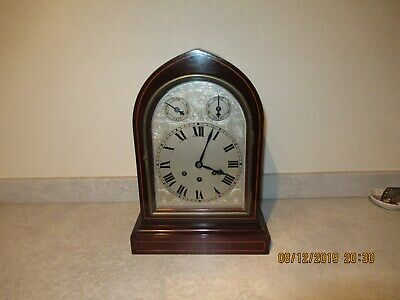 antique mantle/bracket clock