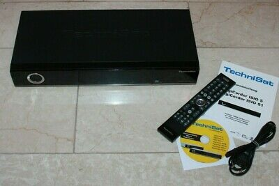 TECHNISAT DIGIT ISIO S 500GB Festplatte HDTV DigitalSat