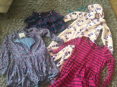 Girls Bundle Age 4-5 Skirt Dress All In One M&S M&Co John Lewis