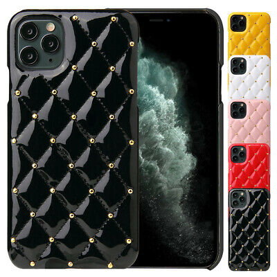 Shining Glitter Cover Smooth PU Leather Case For iPhone 11 Pro Max XR 8 7 6 Plus