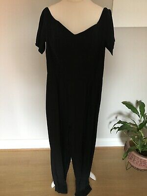 Vintage Black Jumpsuit  10