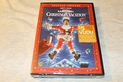National Lampoons Christmas Vacation (DVD, 2007, Special Edition) BRAND NEW