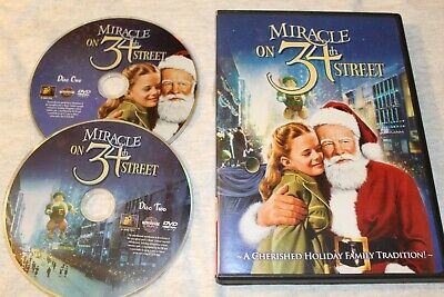 Miracle on 34th Street (DVD, 2006, 2-Disc Set, Special Edition)