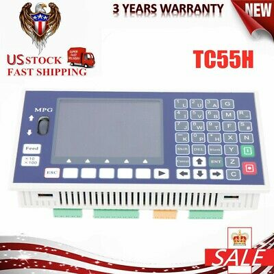 CNC 4 Axis Stepper Motor Controller Motion Control System 400Khz TC55H