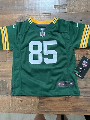 Greenbay Packers Childrens Jersey Size 2 Bnwt