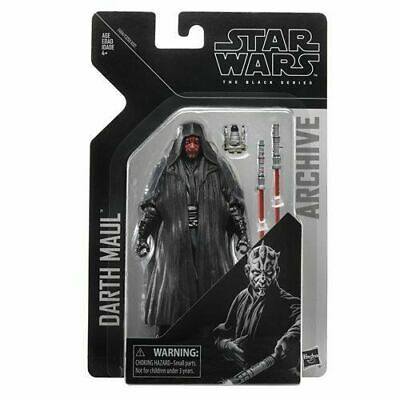 Star Wars Black Series Archive Series 2 Darth Maul Action Figure Mint in Box
